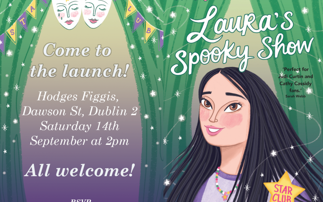 Book launch: Laura's Spooky Show