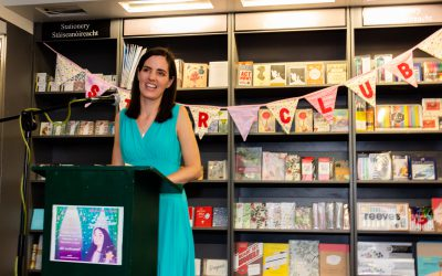Book launch for Laura's Spooky Show