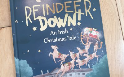 Reindeer Down is now out!